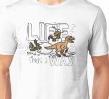Baby dinosaurs Unisex T-Shirt