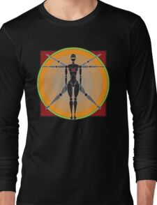Anatomy Of An Android II Long Sleeve T-Shirt