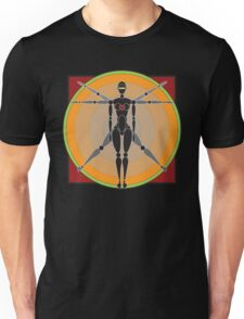 Anatomy Of An Android II Unisex T-Shirt
