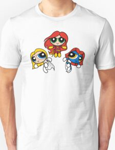 Sisterhood of Evil Puffs Unisex T-Shirt