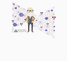 Hipster Darwin Unisex T-Shirt