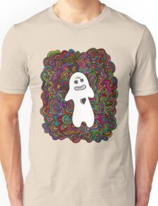Where is my Heart♥ Color Unisex T-Shirt