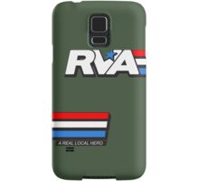 RVA - A Real Local Hero! USA Samsung Galaxy Case/Skin