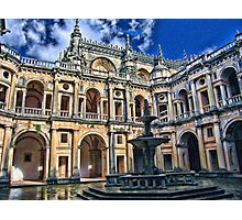 Convento de Cristo, Tomar, Portugal Photographic Print