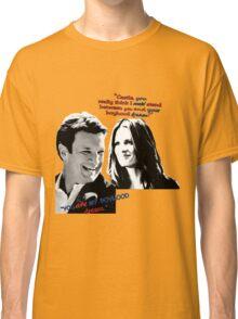 Boyhood Dream Color Splash Classic T-Shirt