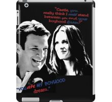 Boyhood Dream Color Splash iPad Case/Skin