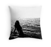 Think of Me... Throw Pillow