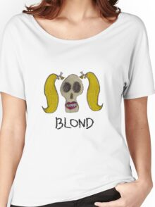 Blond Women's Relaxed Fit T-Shirt