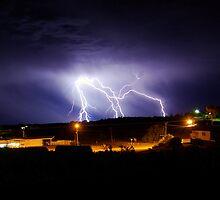 Eagle Roadhouse - Coolgardie Western Australia by Daniel Fitzgerald