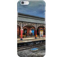 Monkseaston Metro Station iPhone Case/Skin