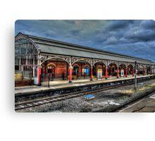 Monkseaston Metro Station Canvas Print