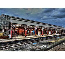 Monkseaston Metro Station Photographic Print
