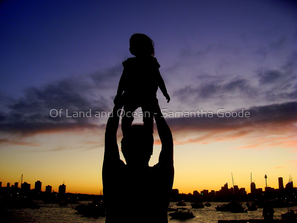 Up in the Air  by Of Land & Ocean - Samantha Goode