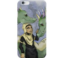"""Two Heads Are Better Than One"" ( On Dragons Especially.) iPhone Case/Skin"