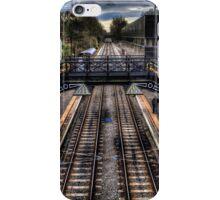 South Gosforth Metro Station iPhone Case/Skin