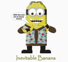 Inevitable Bannana - Minion Kids Clothes