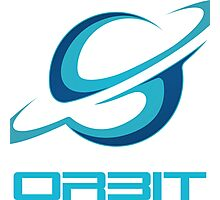 Orbit Photographic Print