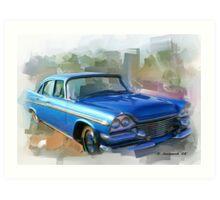 Rare Cruiser Art Print