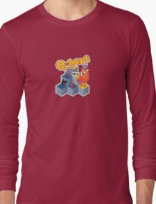 Q*bert Long Sleeve T-Shirt