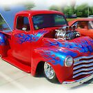 Custom 50' Chevy Truck by ezcat