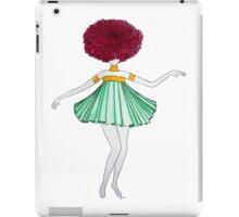 Flower Girl : Dahlia iPad Case/Skin