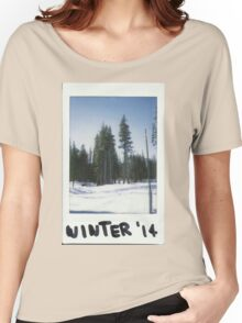 Winter '14 Women's Relaxed Fit T-Shirt