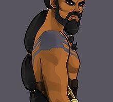 The Khal  by LeenaCruz