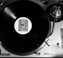 Joy Division Vinyl on Technics 1200 by shortwaveboy