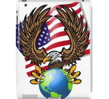America Bald Eagle iPad Case/Skin