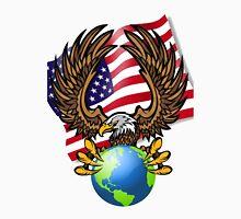 America Bald Eagle Unisex T-Shirt