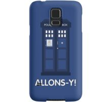Doctor Who Police Call Box Samsung Galaxy Case/Skin