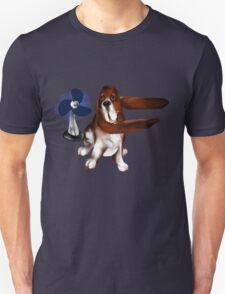 A Fan Of Bassets Unisex T-Shirt
