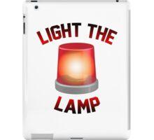 Light The Lamp iPad Case/Skin