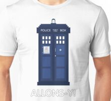 Doctor Who Police Call Box Unisex T-Shirt