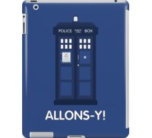 Doctor Who Police Call Box iPad Case/Skin