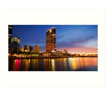Crown Casino, Melbourne Art Print