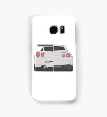 Evolution of Nissan Skyline Samsung Galaxy Case/Skin