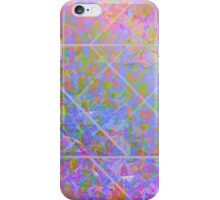 Colorful Marble Texture iPhone Case/Skin
