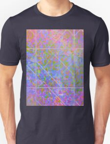 Colorful Marble Texture Unisex T-Shirt