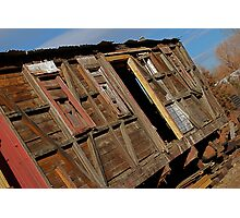 Boxcar #608 Photographic Print