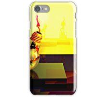 Oil bulbs iPhone Case/Skin