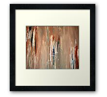 Only Within Framed Print