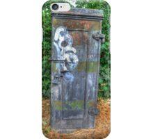 Telephone Junction Box iPhone Case/Skin
