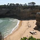 "Also along ""The Great Ocean Rd'. by Lindy -Jane"