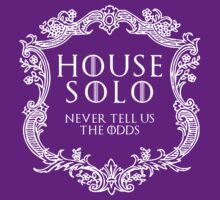 House Solo (white text) T-Shirt