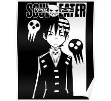 Soul Eater Death the Kid Poster