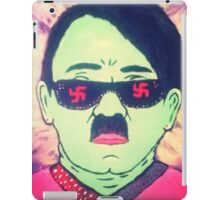 GAY HITLER iPad Case/Skin