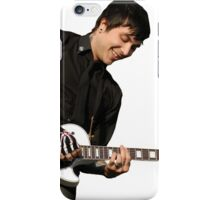 Emo musician  iPhone Case/Skin