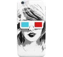 T-Swift 3D iPhone Case/Skin