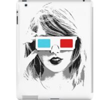 T-Swift 3D iPad Case/Skin